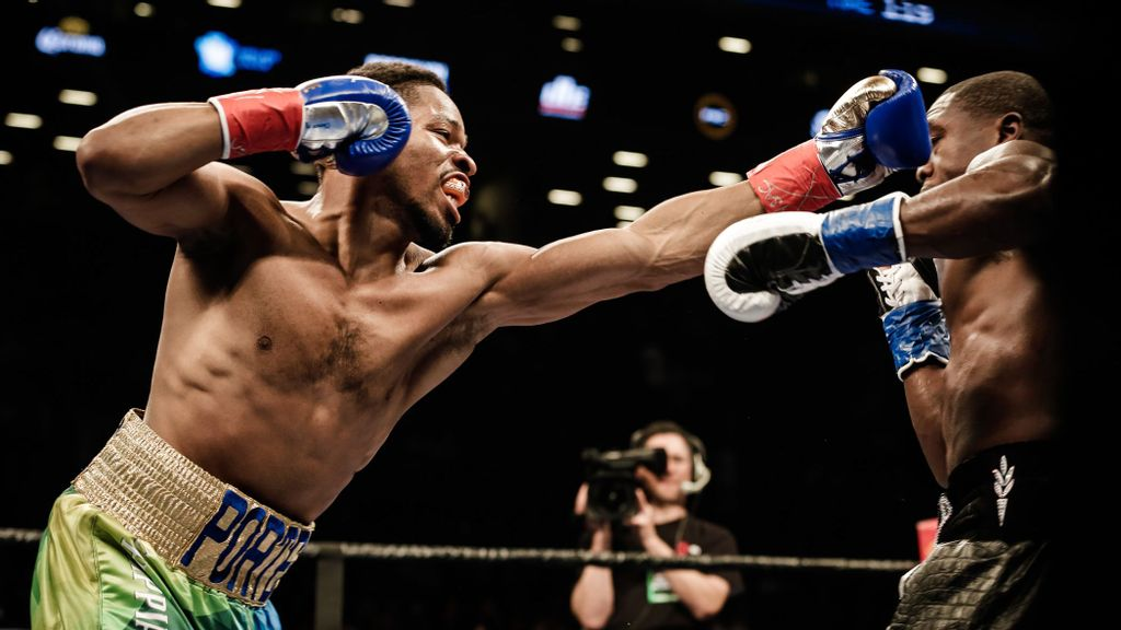 Shawn Porter: I Do Feel That I'm The No. 1 Welterweight In The World