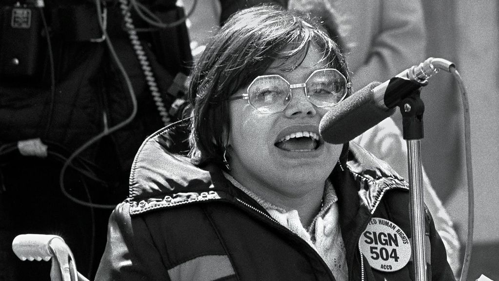 Longtime Disability Rights Activist Reflects On Hard-Won Changes