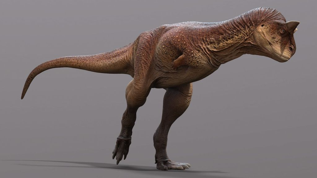 Dino-Fright: Scientists Recreate The Devil-Horned Dinosaur That Rivaled T-Rex