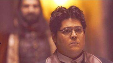 "Actor Harvey Guillén plays Guillermo de la Cruz in ""What We Do in the Shadows."" (Amazon)"