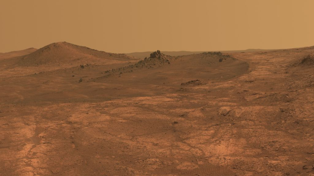 'Blood-Curdling' New Material Uses Space Dust To Build Housing On Mars