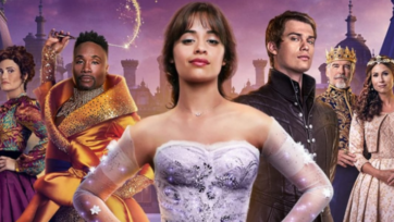 """""""Cinderella's"""" new version is available exclusively on Amazon Prime Video. (Amazon)"""