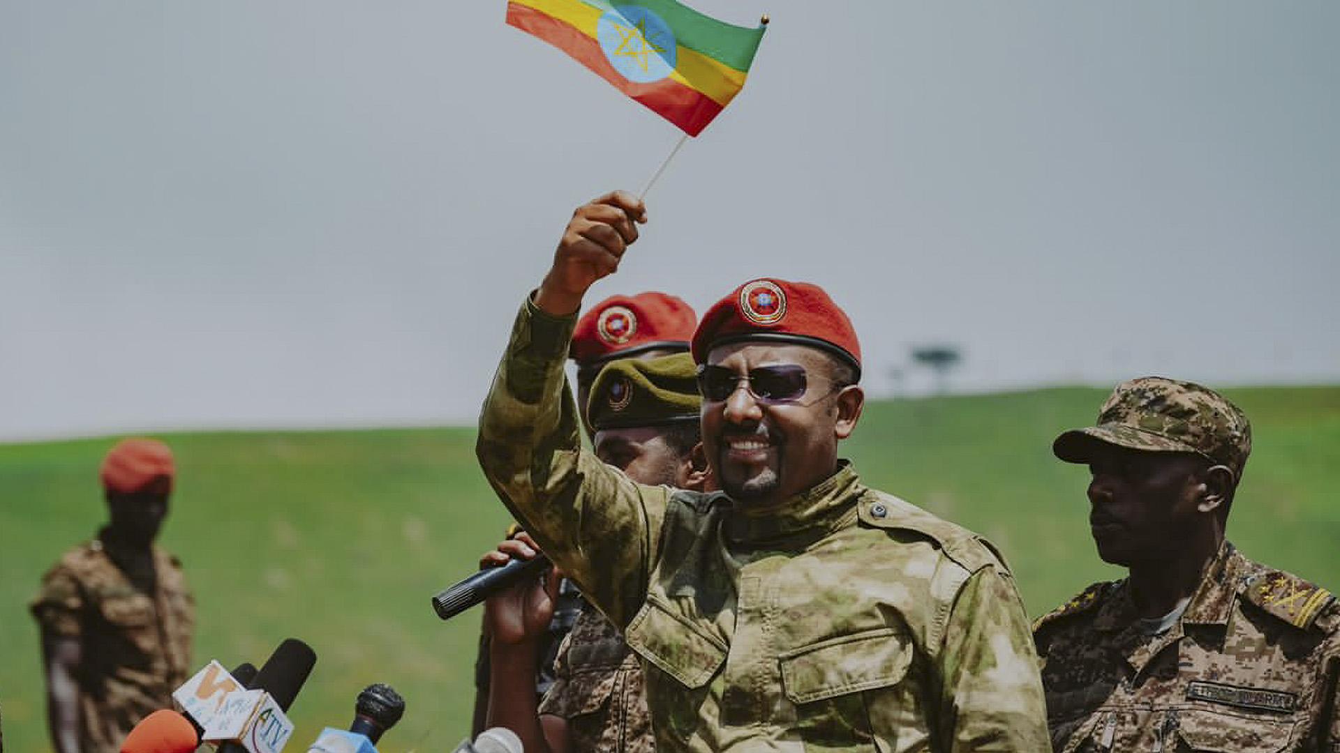 Ethiopian PM Abiy's Shuttle Diplomacy As Tigray Conflict Worsens