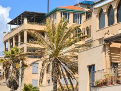 Tel Aviv holds the distinction of having Israel's most expensive residential real estate. (Jeremy Bezanger/Unsplash)