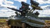 Russia's Terrifying Terminator Robo-Tank: It's Back