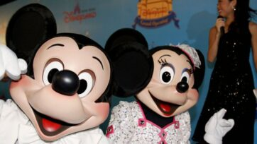 """Harvey Guillén is the voice of Funny in """"Mickey Mouse Funhouse,"""" the new Disney animated series. (MN Chan/Getty Images)"""