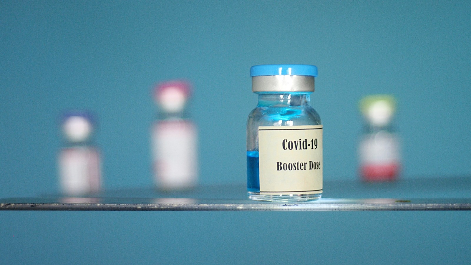 Booster Shot Restores Protection Against Covid Viral Load