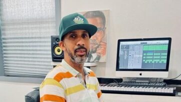 After 20 years in prison, rapper Mac was released on parole in June. He has returned to the studio to work on new music. (Angelique Phipps)