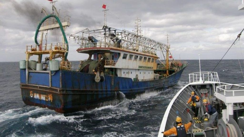 Illegal, Unregulated Fishing Casts Wide Net Over Africa