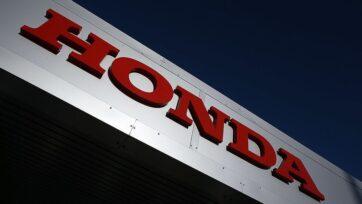 strongLa reputación de la compañía fabricante de automóviles japonesa Honda creció después de una filtración de datos en 2010, según una nueva investigación. (Matt Cardy/Getty Images)/strong