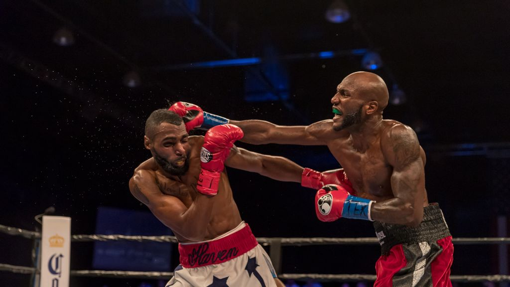 Darwin Price Initially Ran Into Trouble; Now He's Winning In The Ring