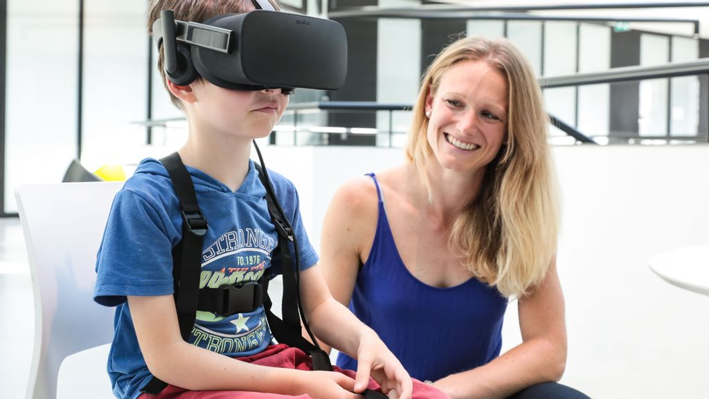 Immersive Virtual Reality May Hamper Coordination In Young Children