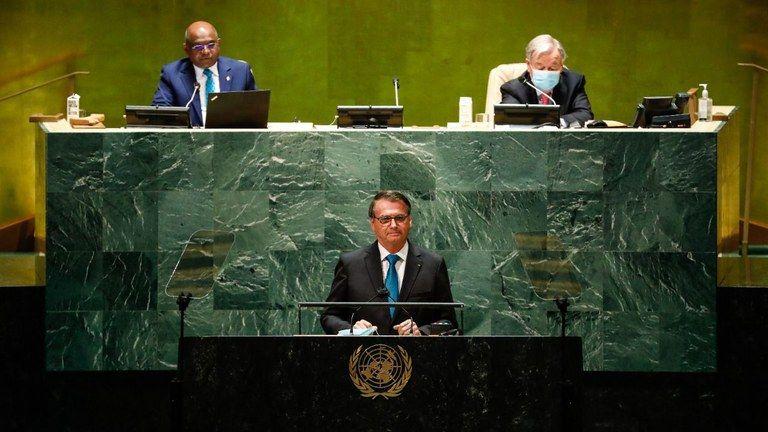 Brazilian President Jair Bolsonaro's Speech At UN General Assembly Triggers Intense Criticism