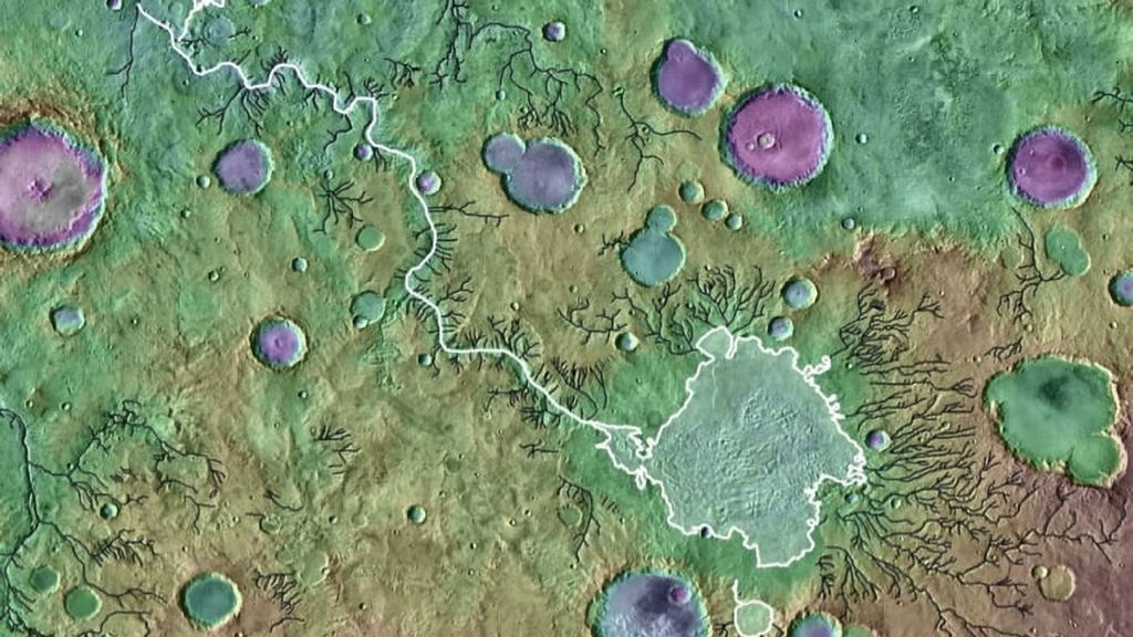 Floody Hell: Mars Was Once Engulfed By Raging Floods, Says New Study