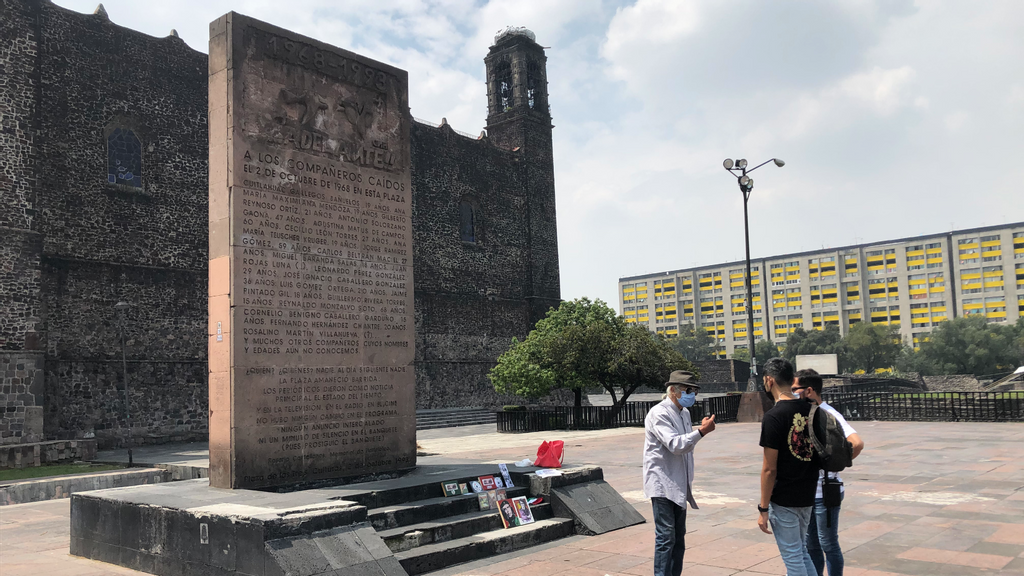 México conmemora tragedia nacional cada 2 de octubre