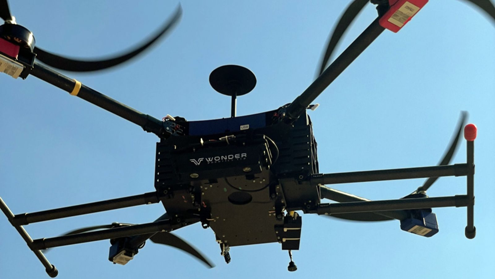This Startup Will Make Sure Drones Don't Land On Kids