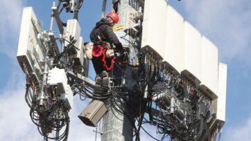 strongLa desaparición de los servicios 3G ocurre en un momento en que las operadoras centran sus recursos en la tecnología 4G y 5G, las últimas generaciones de banda ancha. (George Frey/Getty Images)/strong