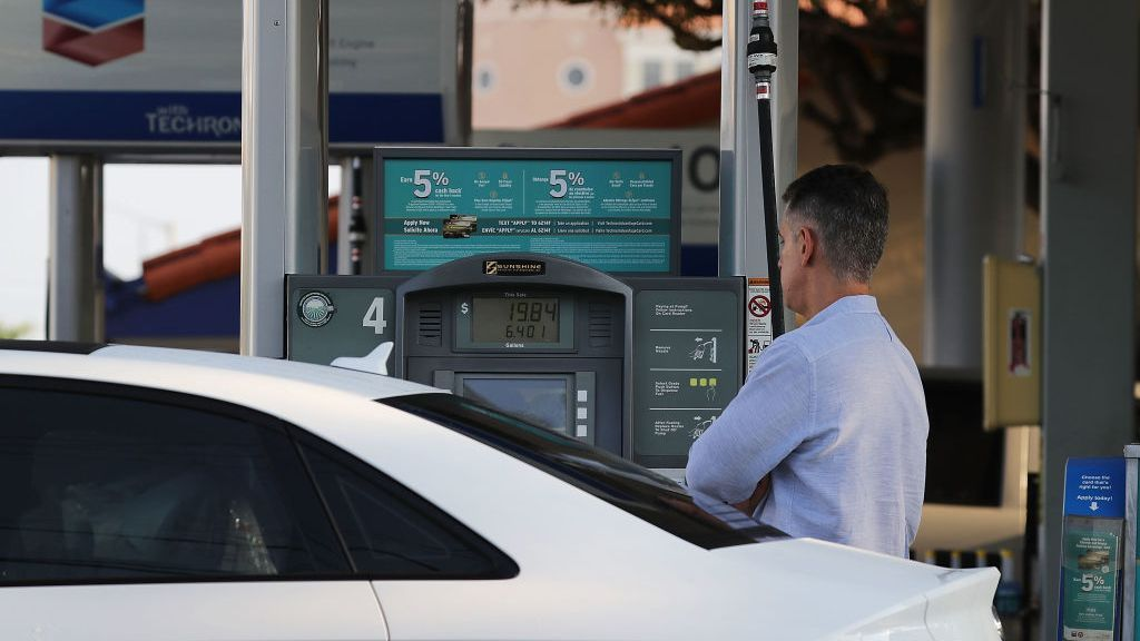 Gasoline Prices Continue Spiking