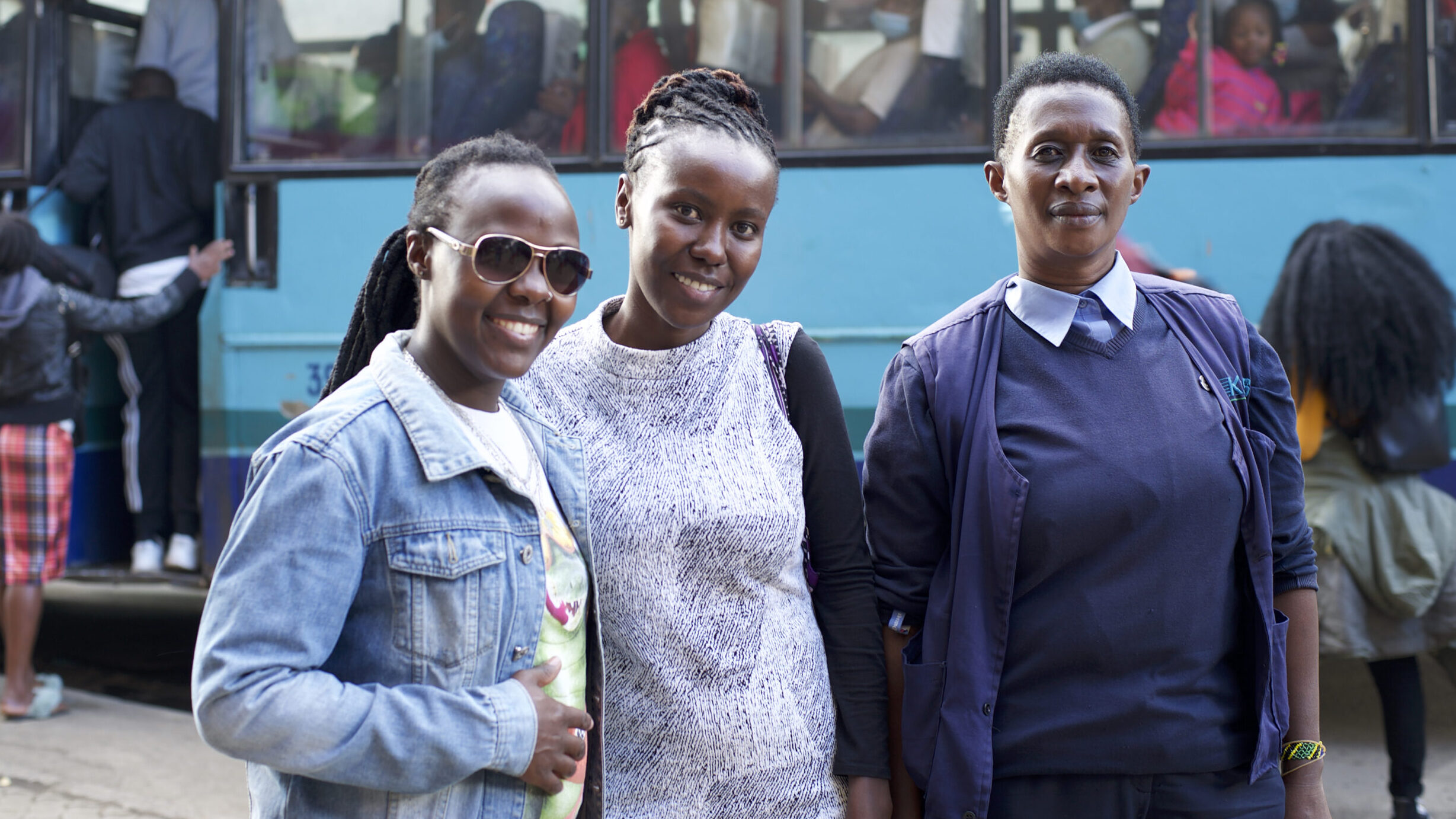Kenyan Women Organize For Safety And Respect On Public Transport