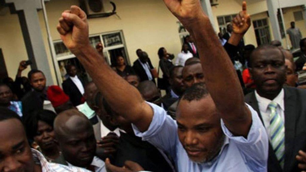 Separatist Leader Nnamdi Kanu Sues Nigeria And Kenya Over Arrest