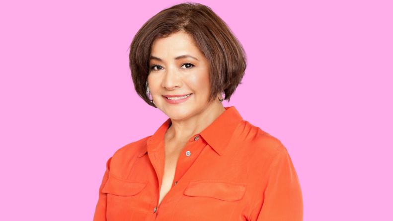 Bel Hernandez comenzó su trayectoria en Hollywood  como actriz, pero pronto se convirtió en periodista y empresaria de medios. (Latin Heat Entertainment)
