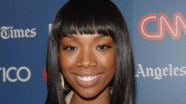 Brandy participa en 'Queens' como Naomi, 'Xplicit Lyrics'. (Stephen Shugerman/Getty Images for Turner)