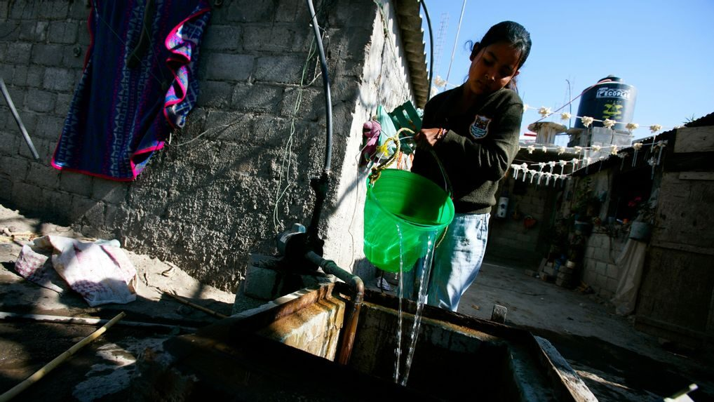 Dried Up: Valley Of Mexico Faces Critical Water Shortage