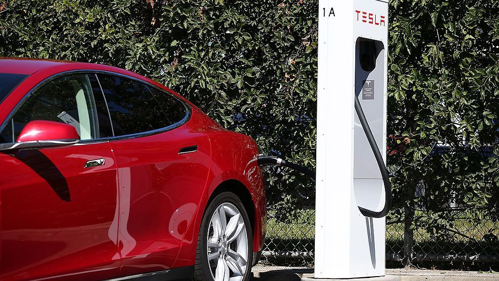 Electric Vehicle Footprints May Not Currently Be As Clean As Some Assume