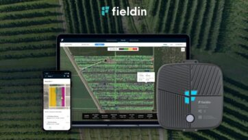 Fieldin aims to digitize agriculture. (Illustration courtesy of Fieldin)
