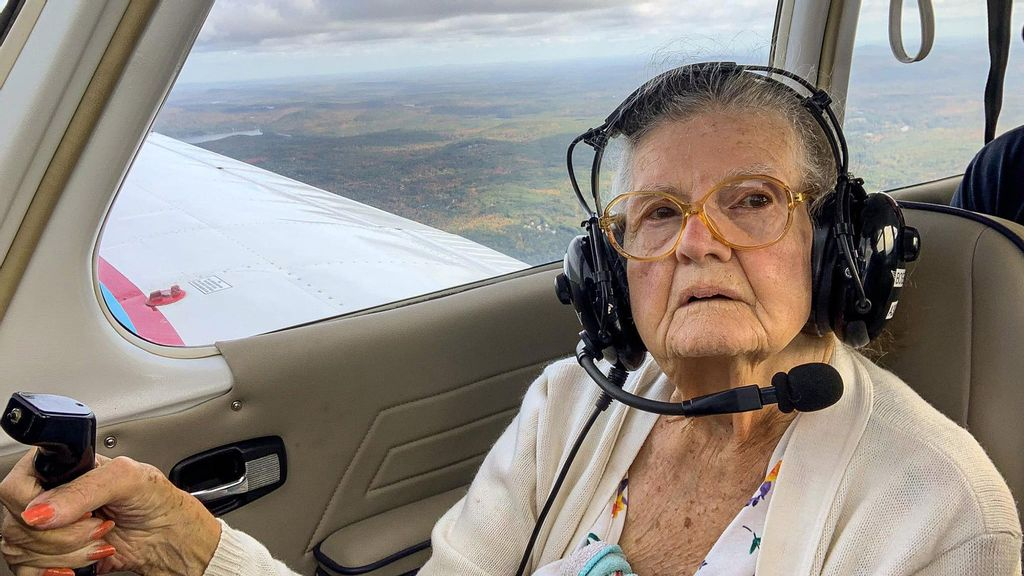 VIDEO: High Hopes: Pilot With Parkinson's Fulfills Bucket-List Wish To Fly Again
