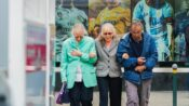 Talking Miracle: How Zapping The Brain Can Help Seniors Walk And Talk At Same Time