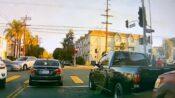 VIDEO: Horror As Car Crushes Baby In Stroller On Sidewalk