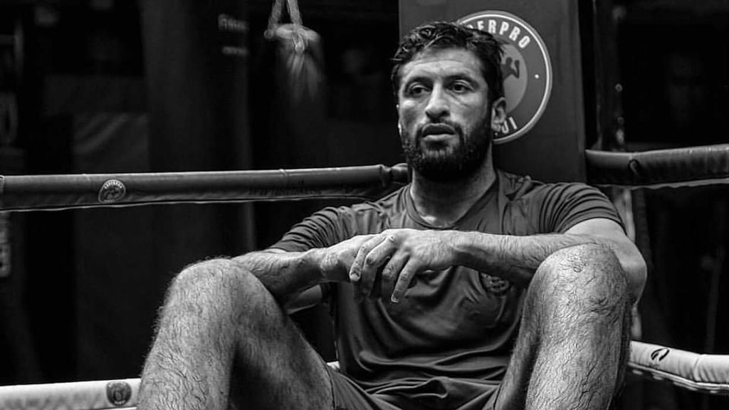 Jamal Ben Saddik Faces Longtime Rival Rico Verhoeven At Glory: Collision 3