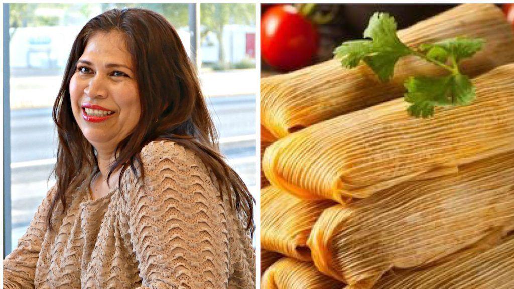 'Happy Tamales' reflejan el sueño de una empresaria en potencia