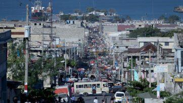 strongPuerto Príncipe, Haití. Los secuestros en Haití han aumentado en 300 por ciento este año, según el Centro de Análisis e Investigación de Derechos Humanos, una organización sin fines de lucro con sede en Puerto Príncipe. (Joe Raedle/Getty Images)/strong