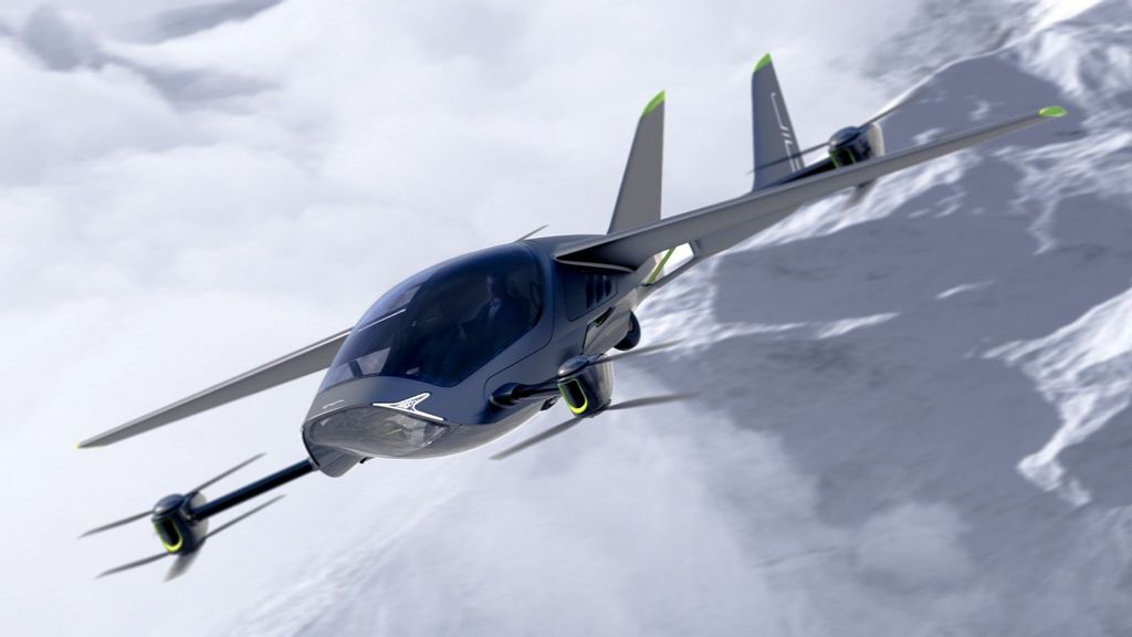 Just Like George Jetson: Fly To Work On Your Electric Plane