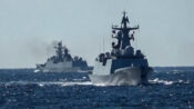 VIDEO: Testing The West: China And Russia Send First Warship Flotilla Into The Pacific