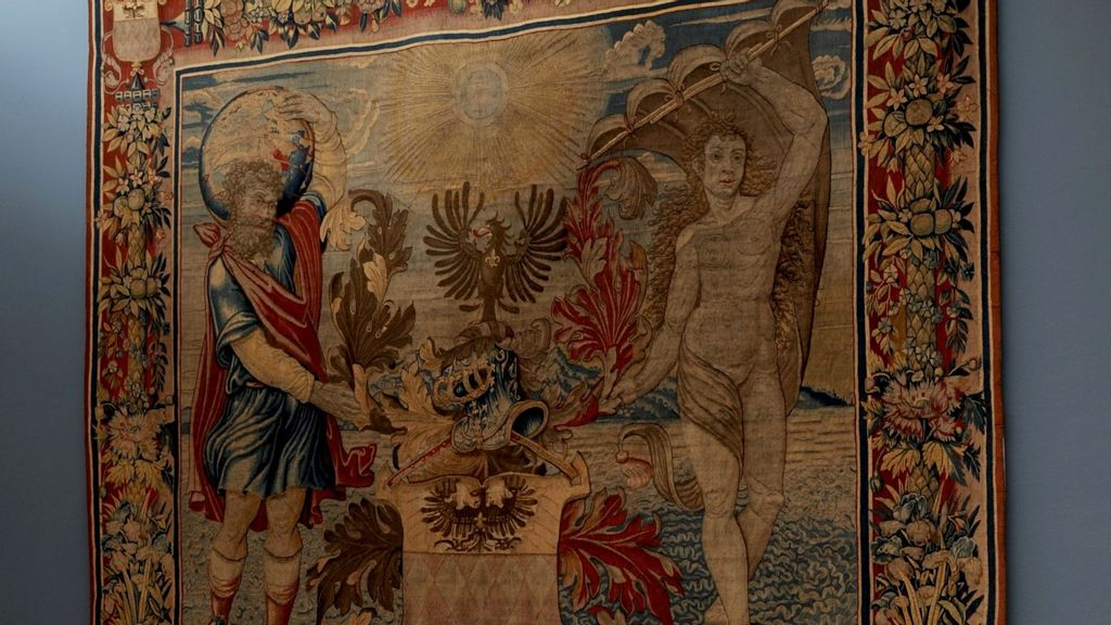 Sew Lucky: Police Recover 400-Year-Old Tapestry Snatched From US Official's Home
